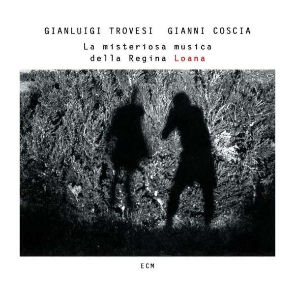 Gianluca Trovesi Gianni Coscia La Misteriosa Musica Albumcover ECM Records