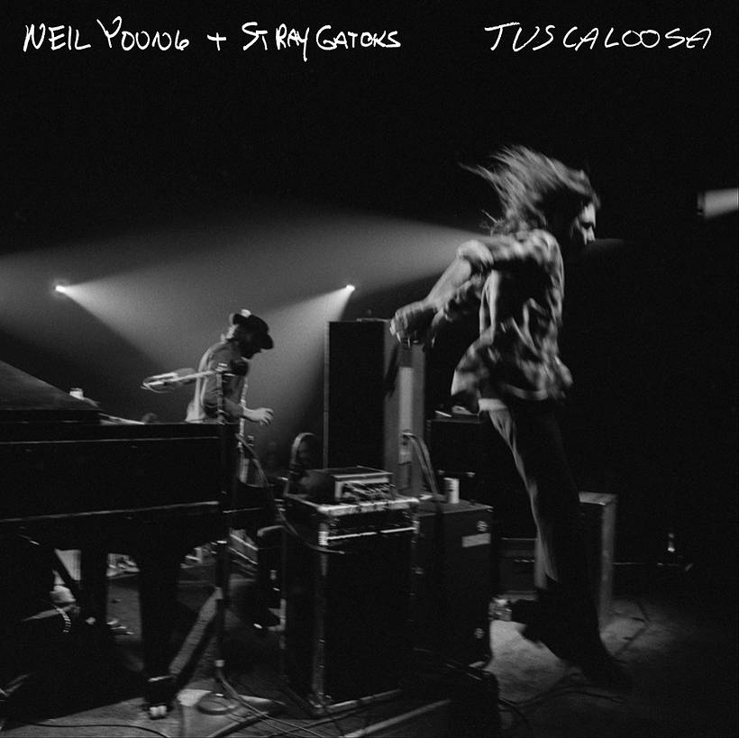 Neil Young Tuscaloosa Albumcover Reprise Records