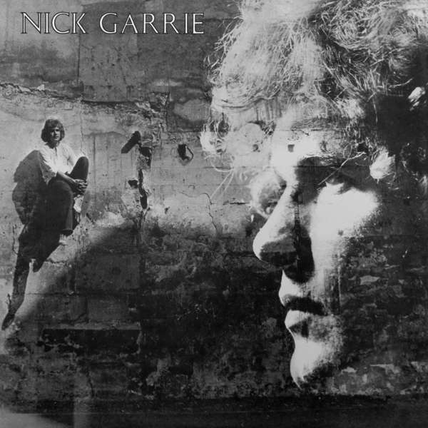 Nick Garrie The Nightmare Of JB Stanislas Albumcover Tapete Records