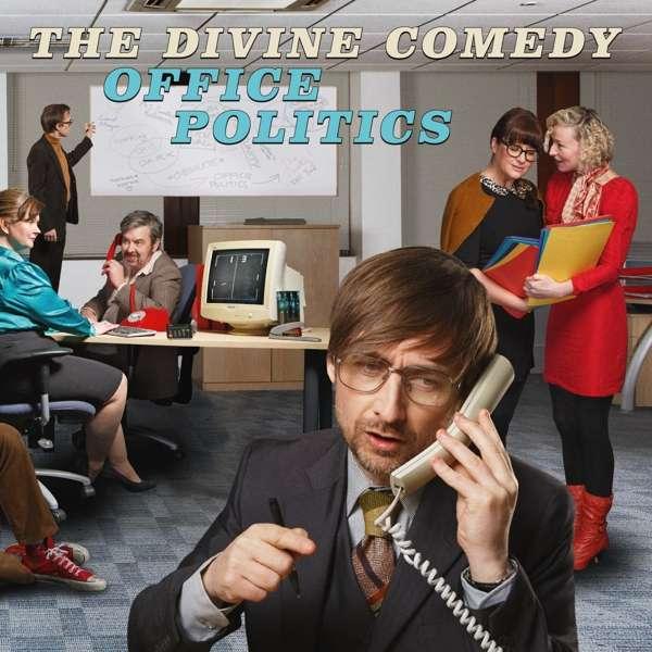 The Divine Comedy Office Politics Cover PIAS