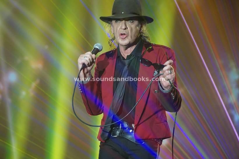 Udo Lindenberg live Hamburg 2019 Barclaycard Arena by Gérard Otremba