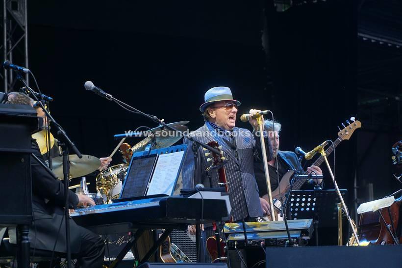 Van Morrison live Hamburg Stadtpark 2019 by Gérard Otremba