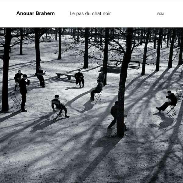 Anouar Brahem Le pas du chat noir Cover ECM Records