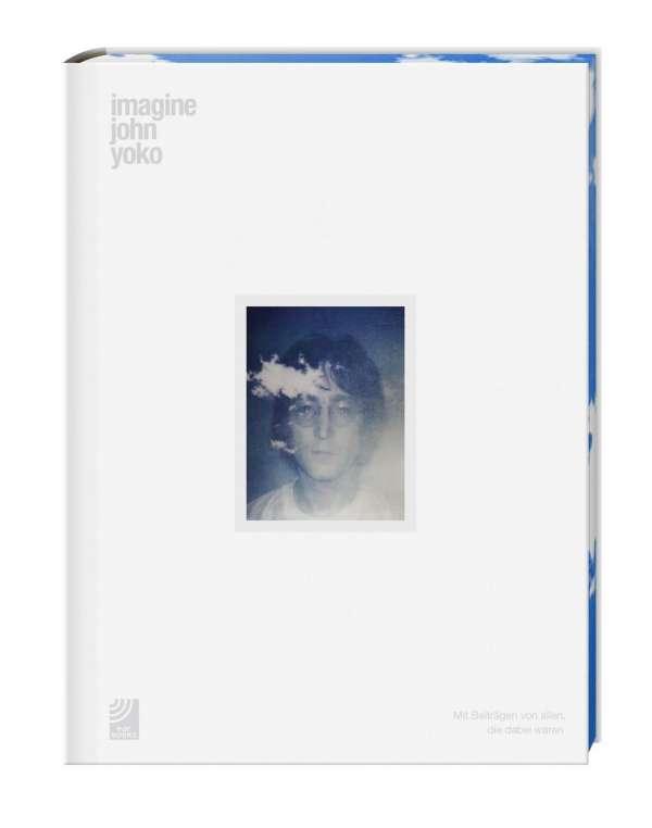 John Lennon und Yoko Ono Imagine John Yoko Buchcover Edel Books