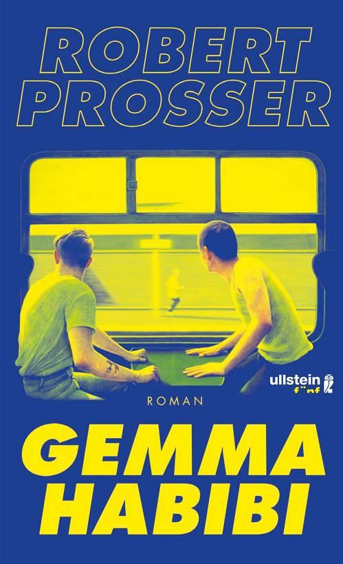 Robert Prosser Gemma Habibi Cover Ullstein Verlag