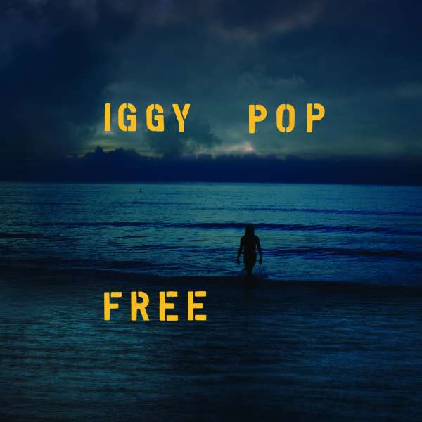 Iggy Pop Free Cover Caroline International