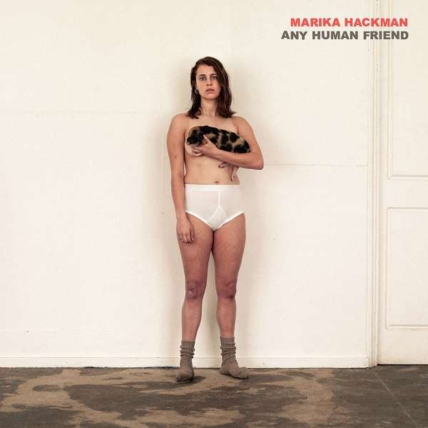 Marika Hackman Any Human Friend Cover AMF Records