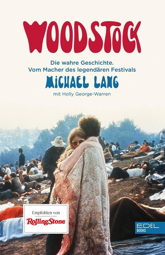 Michael Lang Woodstock Cover Edel Books