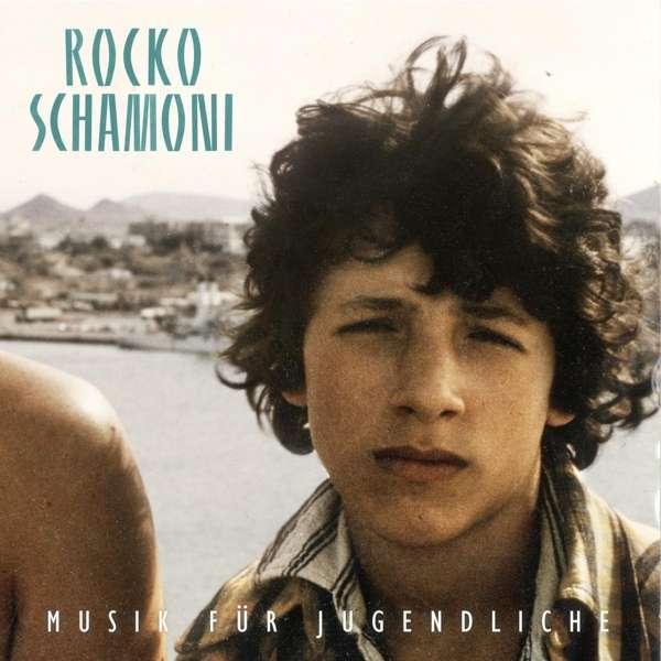 Rocko Schamoni Musik für Jugendliche Cover Tapete Records