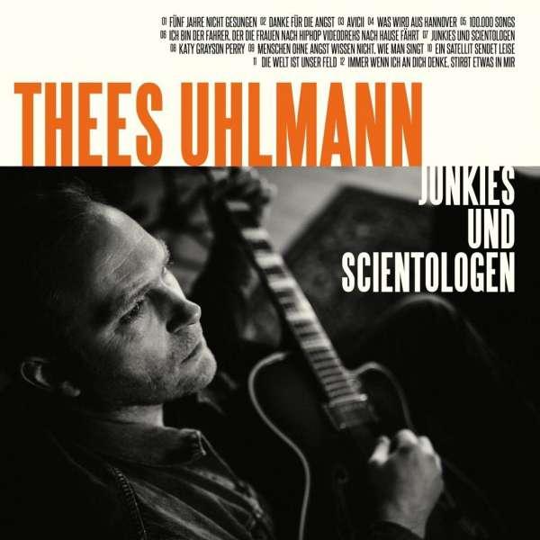 Thees Uhlmann Junkies und Scientologen Cover GHvC