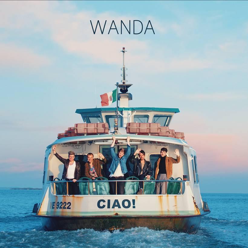 Wanda Ciao Albumcover Universal Music