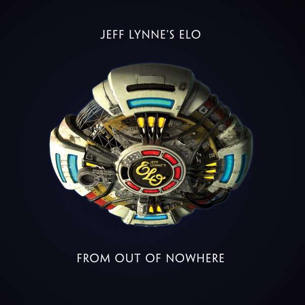 Jeff Lynnes ELO From Out Of Nowhere Cover Sony Music