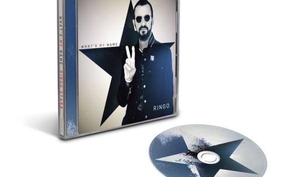 Ringo Starr: What's My Name – Albumreview