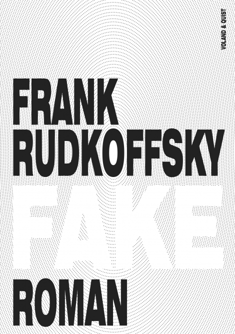 Frank Rudkoffsky Fake Cover Voland & Quist