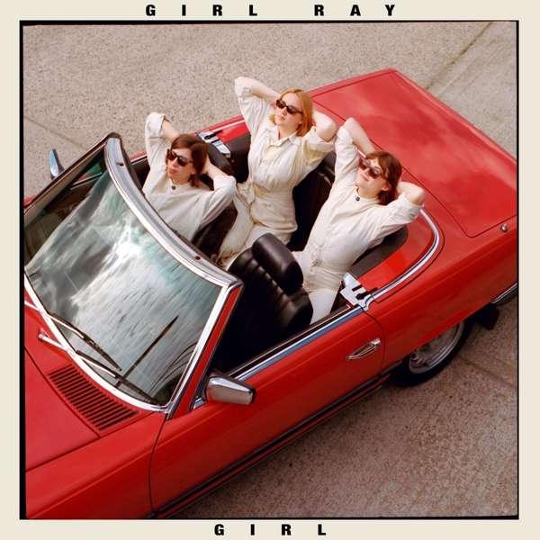 Girl Ray Girl Albumcover Moshi Moshi Records