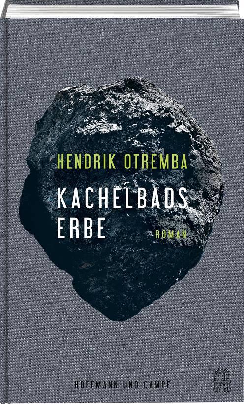 Hendrik Otremba Kachelbads Erbe Cover Verlag Hoffmann und Campe
