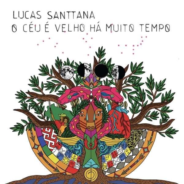 Lucas Santana Albumcover No Format