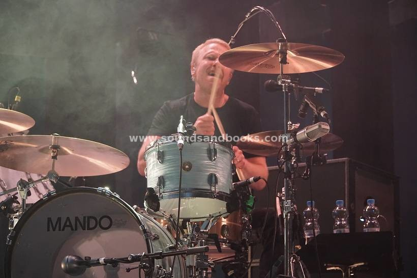 Mando Diao live in Hamburg Sporthalle 2019 by Gérard Otremba