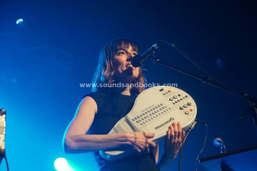 Stefanie Schrank live Hamburg Docks 2019 by Gérard Otremba