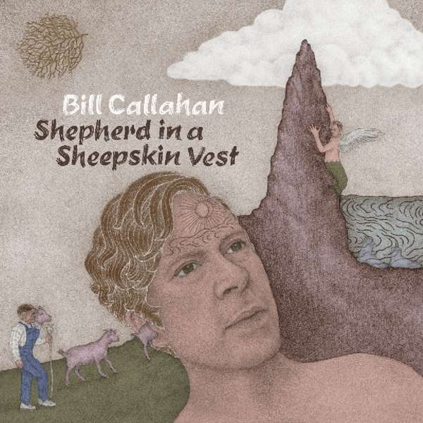 Bill Callahan Shepherd In A Sheepskin Vest Cover Drag City