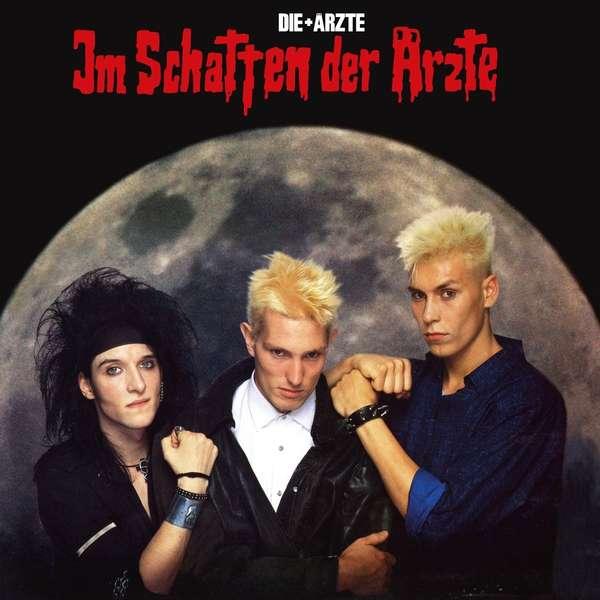 Die Ärzte Im Schatten der Ärzte Cover Sony Music