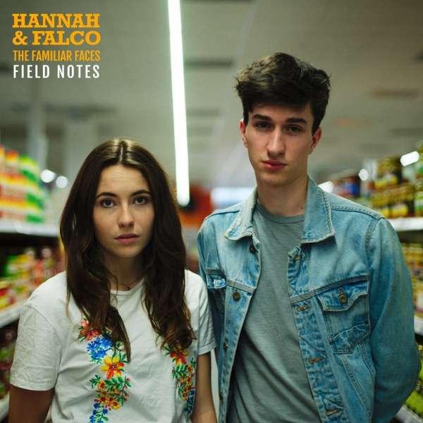 Hannah und Falco Field Notes Cover Südpolmusic