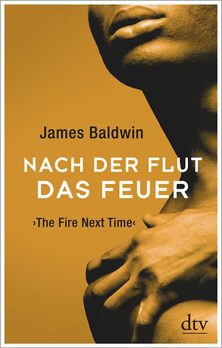 James Baldwin Nach der Flut das Feuer Cover dtv
