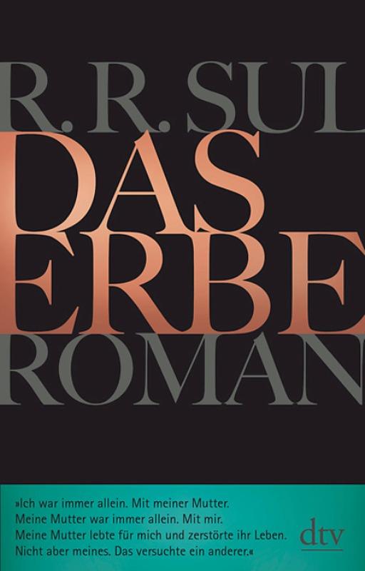 R. R. SUL Das Erbe dtv Cover
