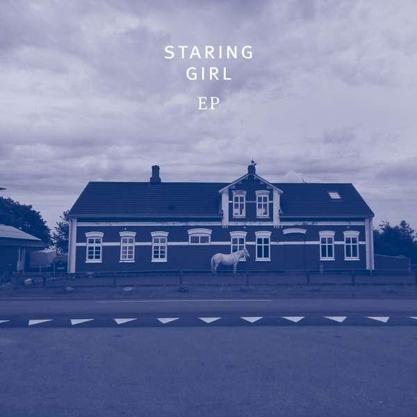 Staring Girl EP Cover Kombüse Schallerzeugnisse