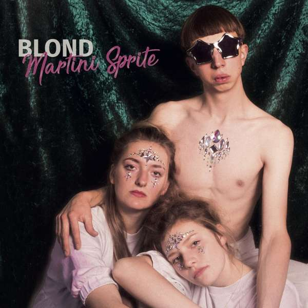 Blond Martini Spirit Cover Rough Trade