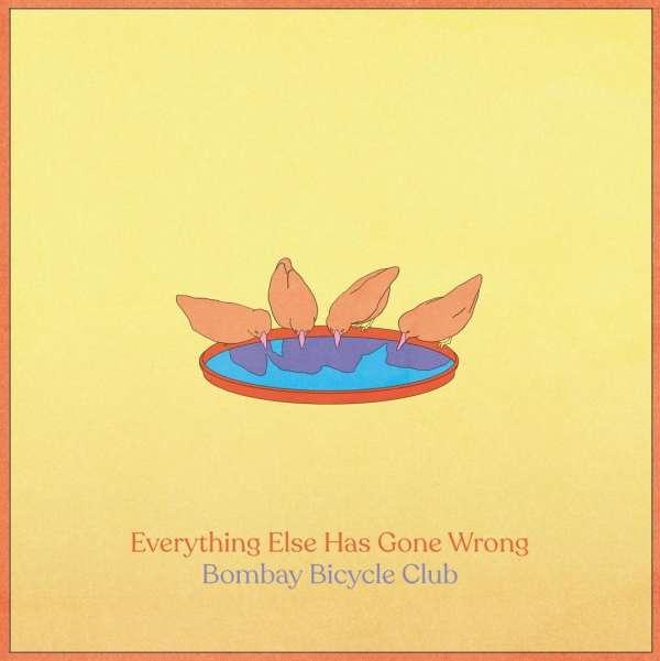 Bombay Bicycle Club Everything Else Cover Caroline International