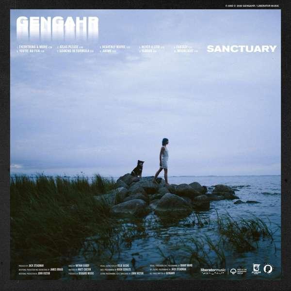Gengahr Sanctuary Cover Liberator Music