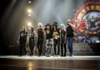 Guns N' Roses live in Deutschland 2020
