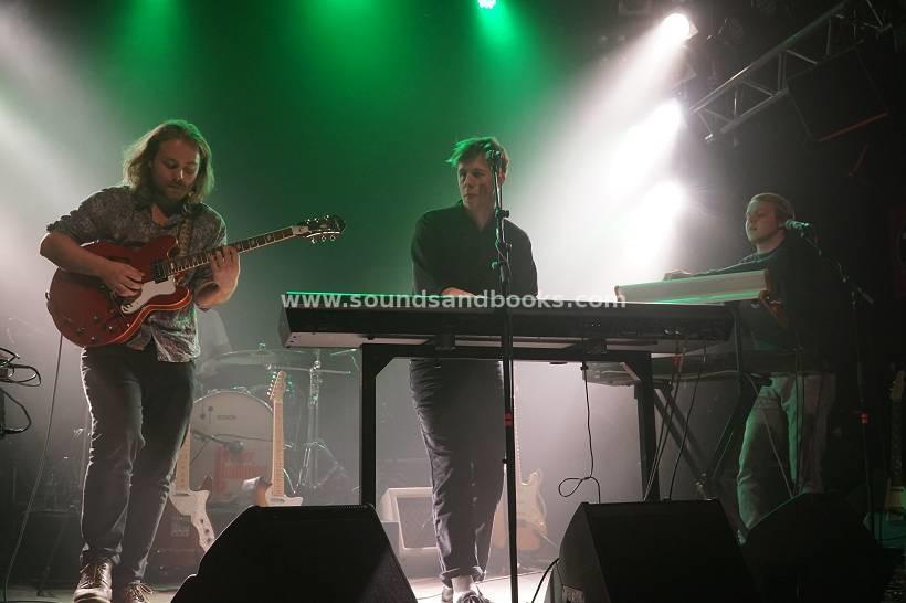 Mount Winslow live Knust Hamburg 2020 by Gérard Otremba