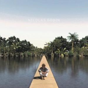 Nicolas Godin Concrete And Glass Cover Because Music
