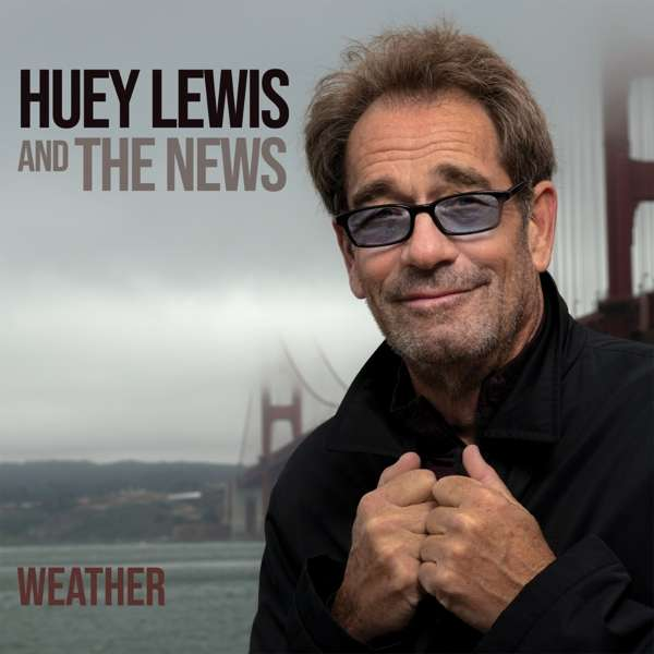 Huey Lewis And The News Weather Cover BMG
