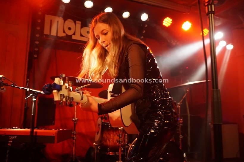 Jade Bird live Molotow Hamburg 2020 by Gérard Otremba