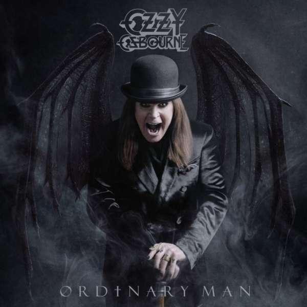Ozzy Osbourne Ordinay Man Cover Sony Music
