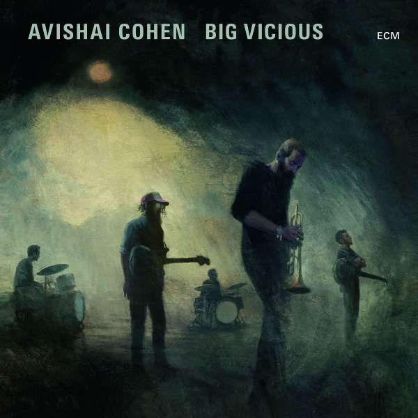 Avishai Cohen Big Vicious Cover ECM Records