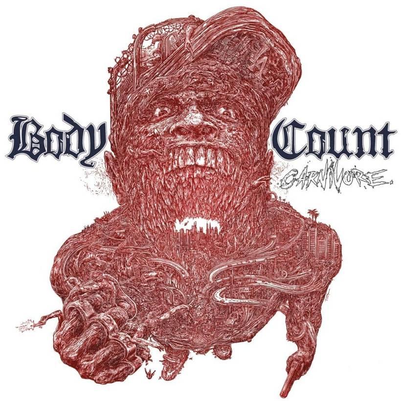 Body Count Carnivore Cover Century Media