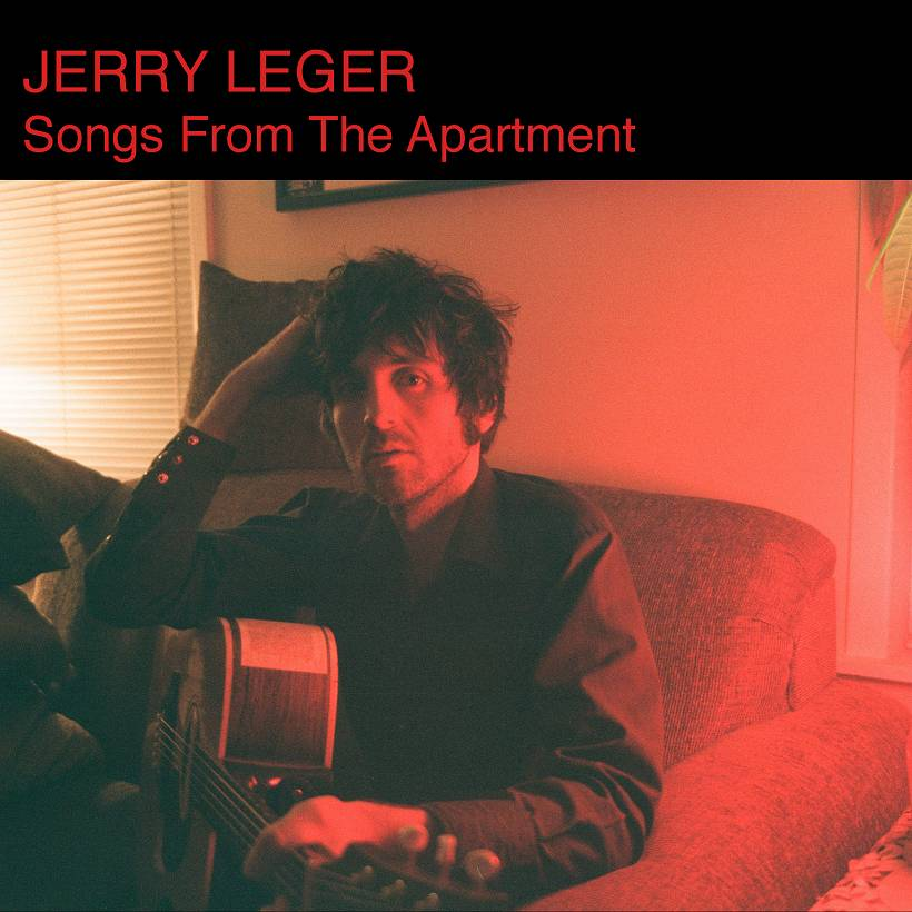 Jerry Leger Songs From The Apartment Cover LPPhotographs