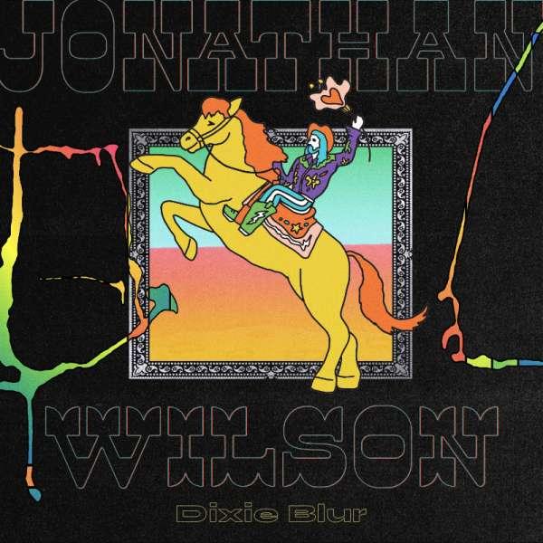 Jonathan Wilson Dixie Blur Cover Bella Union