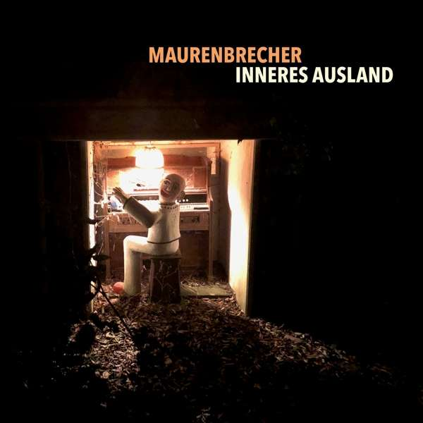 Manfred Maurenbrecher Inneres Ausland Cover Reptiphon