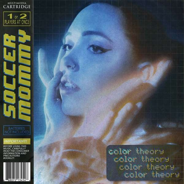 Soccer Mommy Color Theory Cover Caroline International