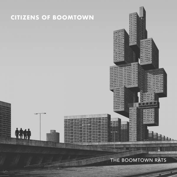 The Boomtown Rats Citizens Of Boomtown Cover BMG Rights
