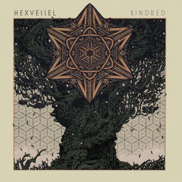 Hexvessel Kindred Cover Svart Records