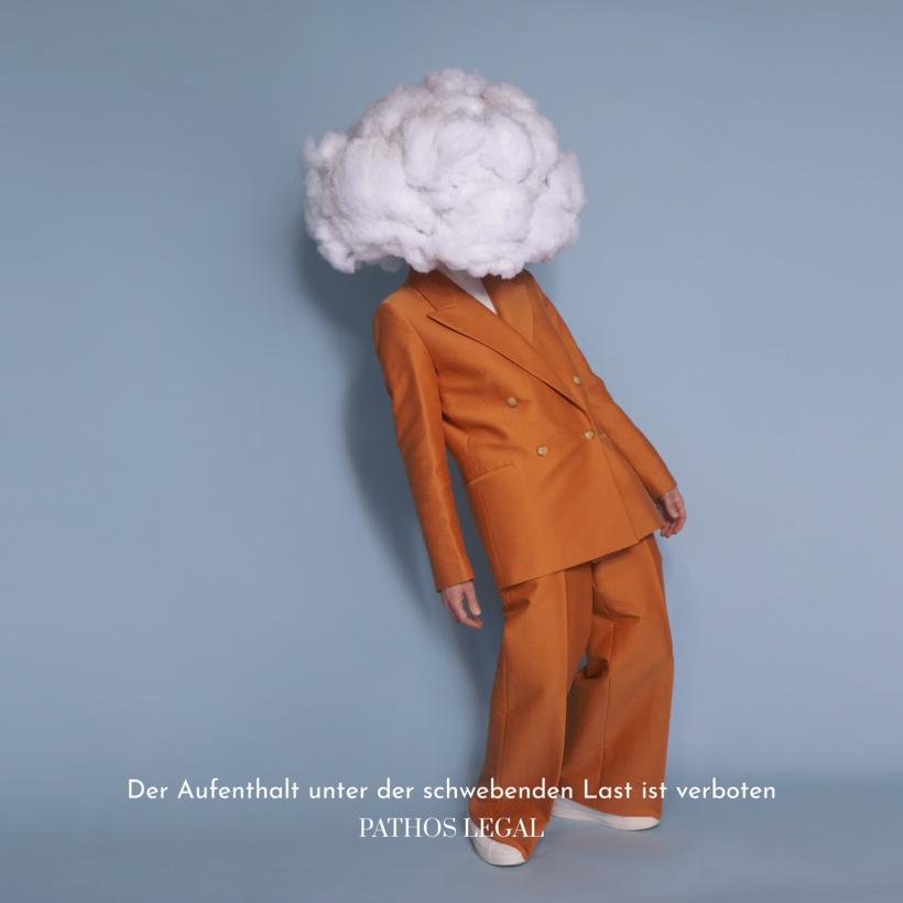 Pathos Legal Der Aufenthalt Albumcover