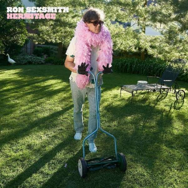Ron Sexsmith Hermitage Cover Cooking Vinyl