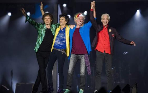 """The Rolling Stones: Neuer Song """"Living In A Ghost Town"""""""