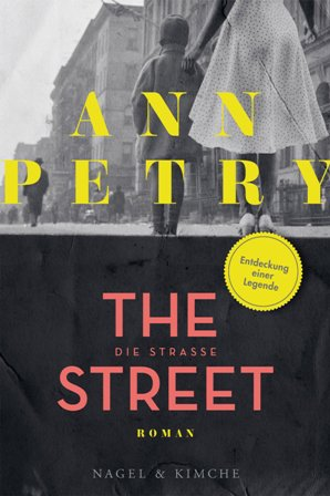 Ann Petry The Street Cover Nagel & Kimche